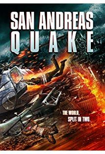 San Andreas Quake kapak