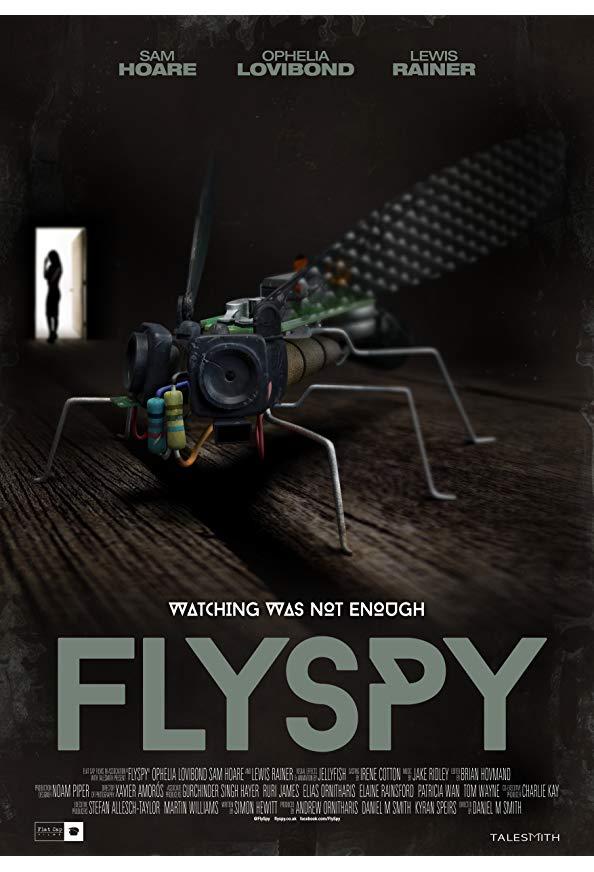 FlySpy kapak