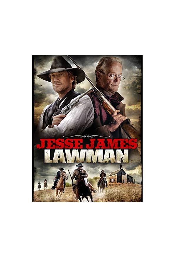 Jesse James: Lawman kapak