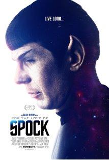 For the Love of Spock kapak
