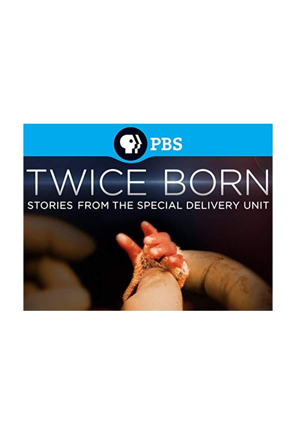 Twice Born: Stories from the Special Delivery Unit kapak