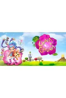 Cirque du Soleil: Luna Petunia kapak