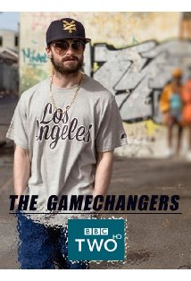 The Gamechangers kapak