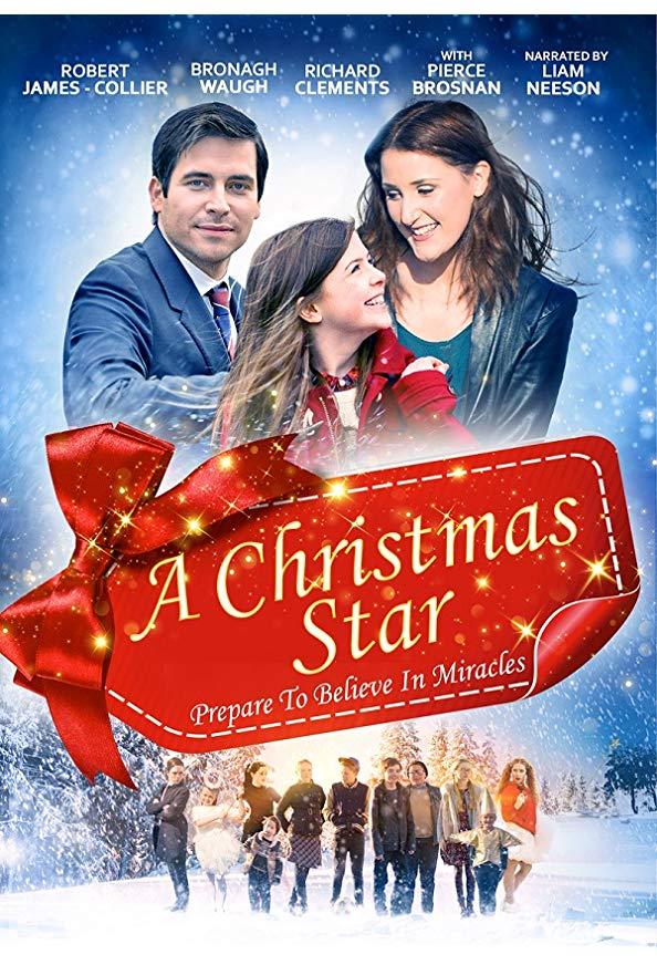 A Christmas Star kapak