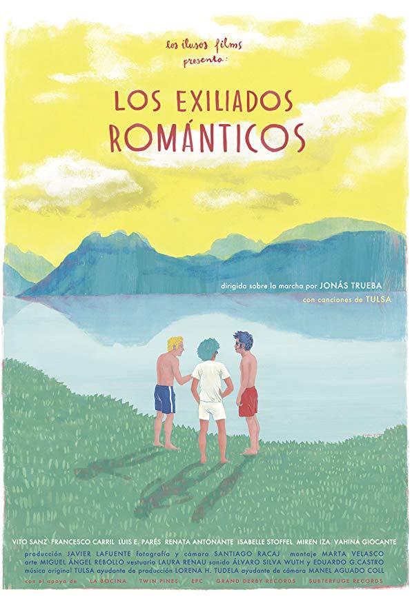 Los exiliados románticos kapak