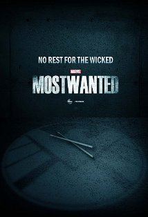 Marvel's Most Wanted kapak