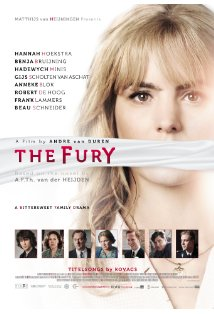 The Fury kapak