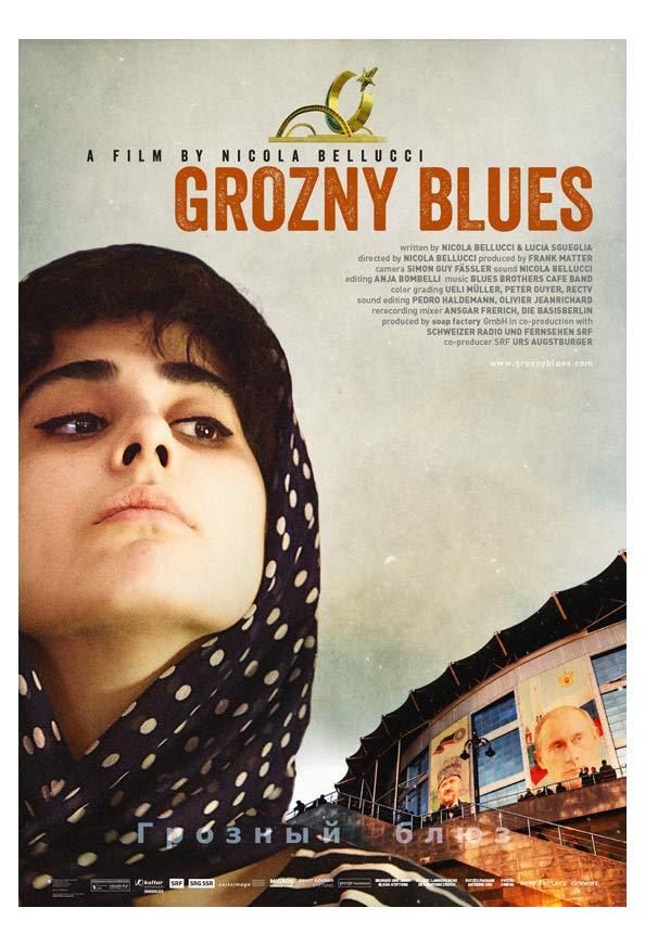 Grozny Blues kapak