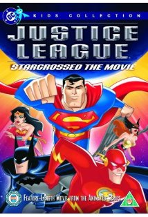 Justice League: Starcrossed kapak
