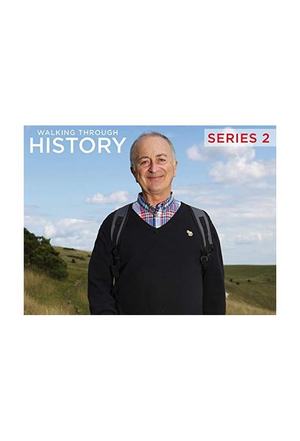 Walking Through History kapak
