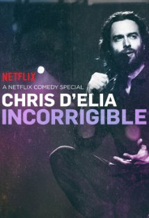 Chris D'Elia: Incorrigible kapak