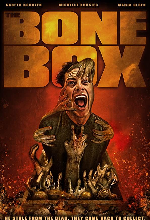 The Bone Box kapak