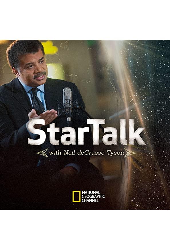 StarTalk kapak