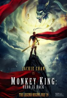 Monkey King: Hero Is Back kapak