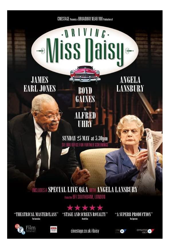 Driving Miss Daisy kapak