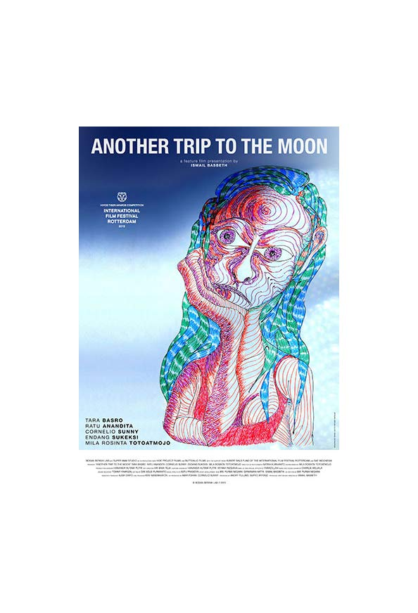 Another Trip to the Moon kapak