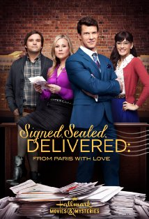 Signed, Sealed, Delivered: From Paris with Love kapak