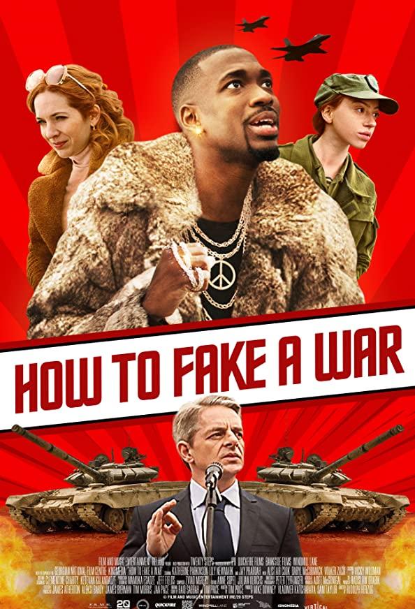 How to Fake a War kapak