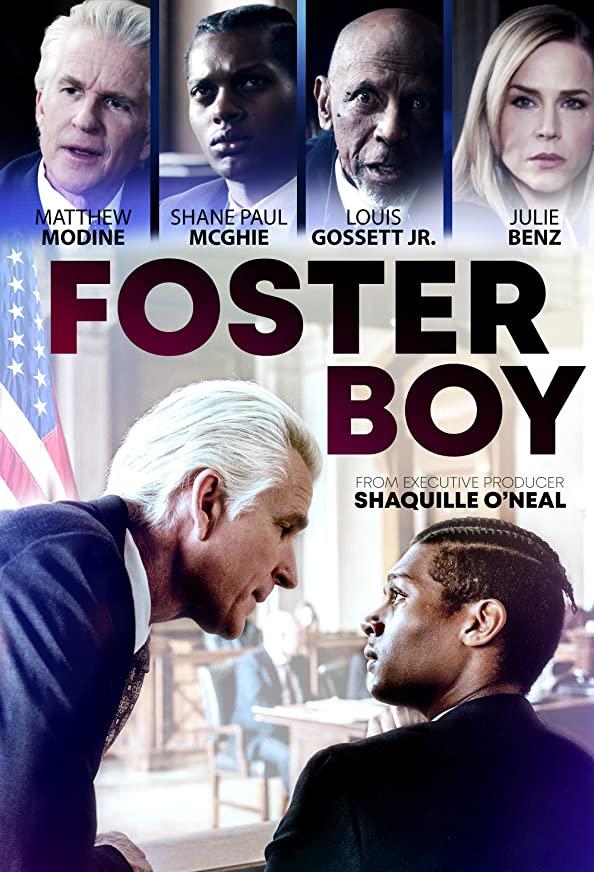 Foster Boy kapak