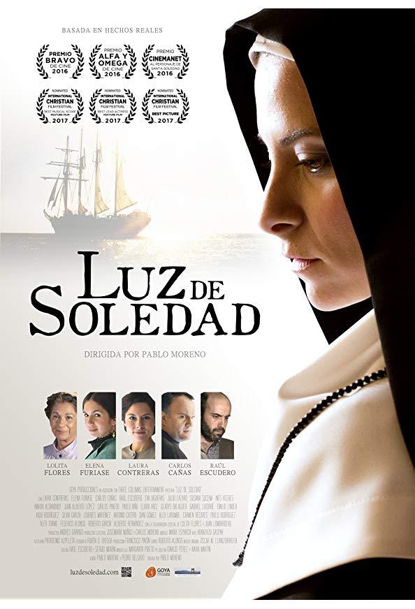 Luz de Soledad kapak