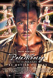 Pete Winning and the Pirates kapak