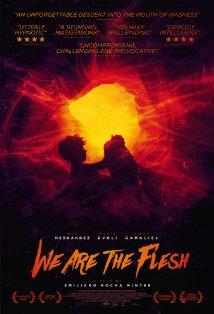 We Are the Flesh kapak