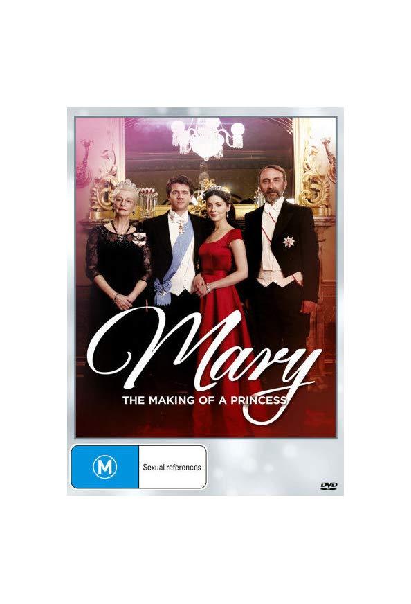 Mary: The Making of a Princess kapak
