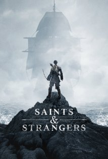 Saints & Strangers kapak