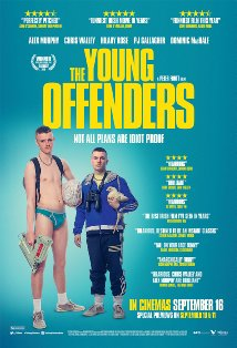 The Young Offenders kapak