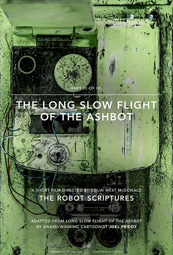 The Long Slow Flight of the Ashbot kapak