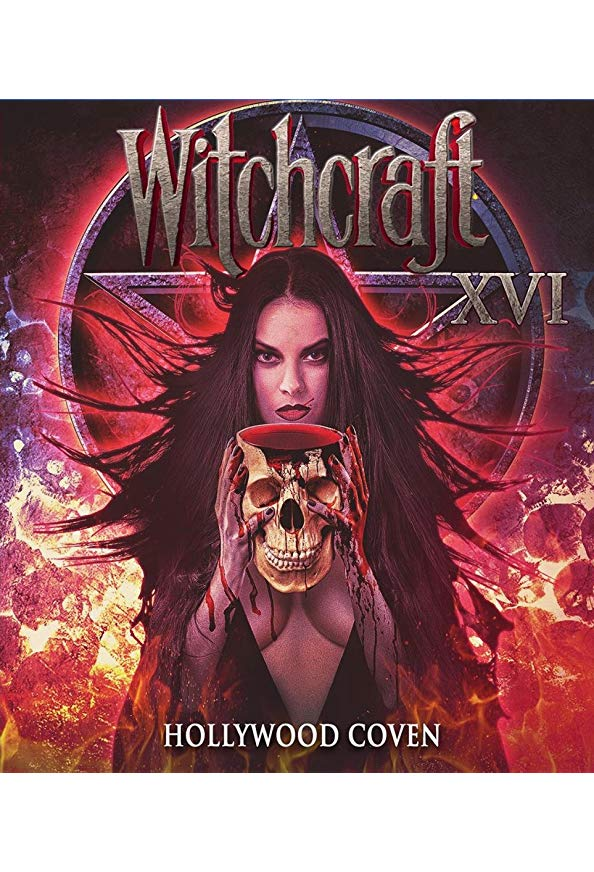 Witchcraft 16: Hollywood Coven kapak
