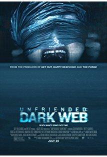 Unfriended: Dark Web kapak