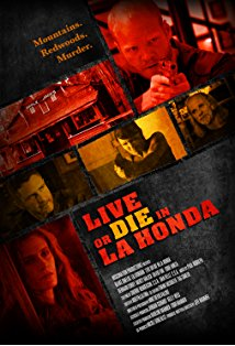Live or Die in La Honda kapak