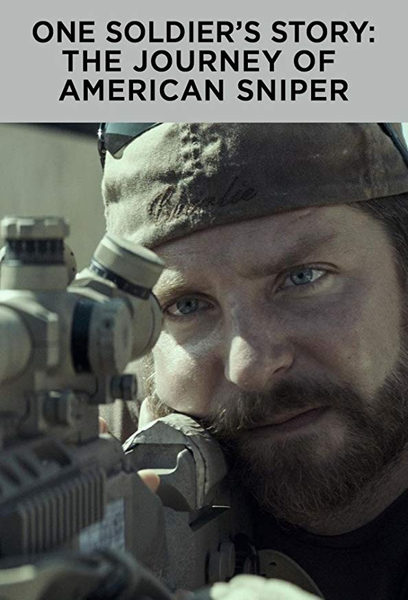 One Soldier's Story: The Journey of American Sniper kapak