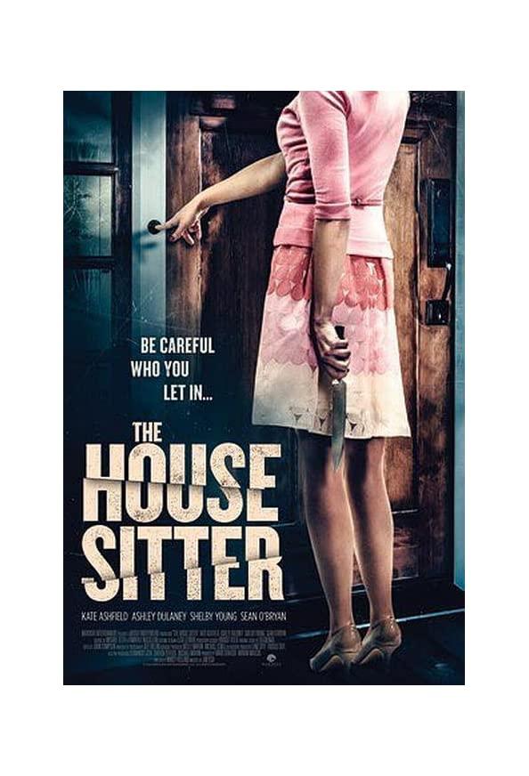 The House Sitter kapak