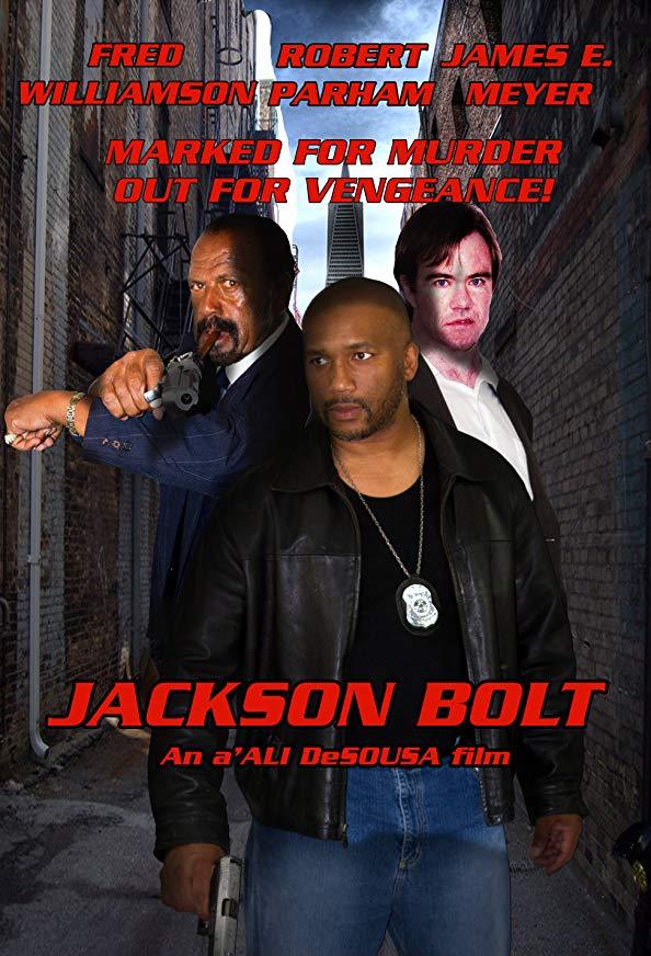 Jackson Bolt kapak