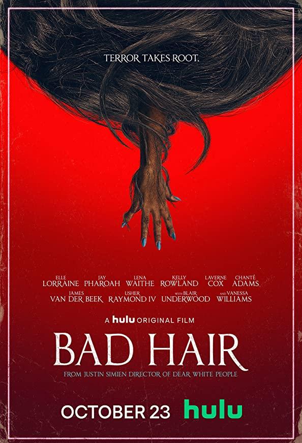 Bad Hair kapak