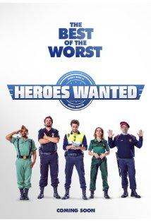 Heroes Wanted kapak