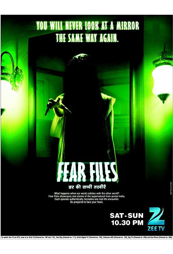 Fear Files: Har Mod Pe Darr kapak