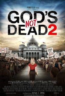 God's Not Dead 2 kapak