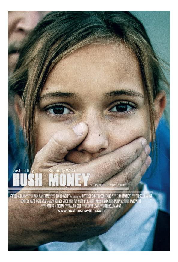 Hush Money kapak