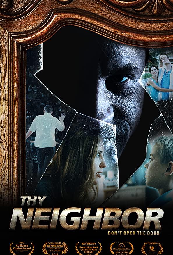 Thy Neighbor kapak