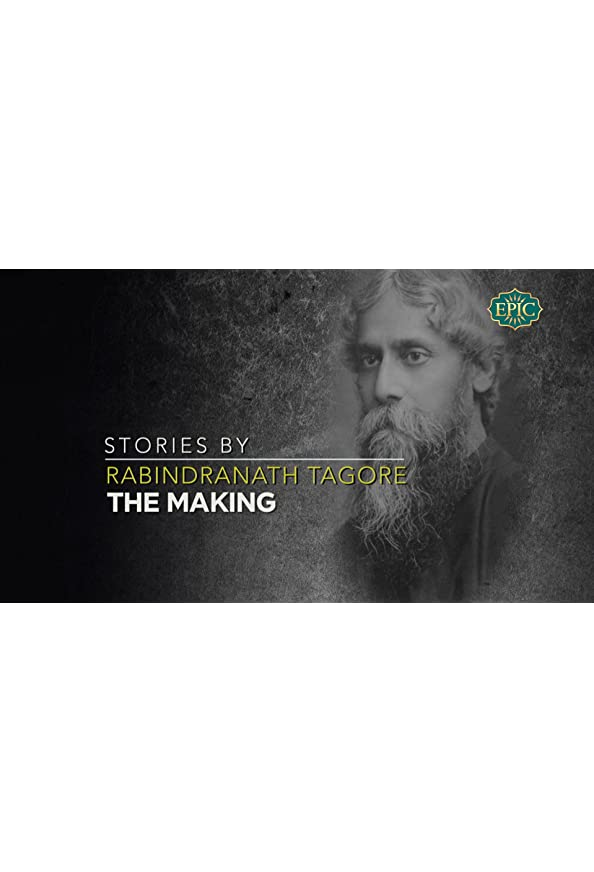 Stories by Rabindranath Tagore kapak