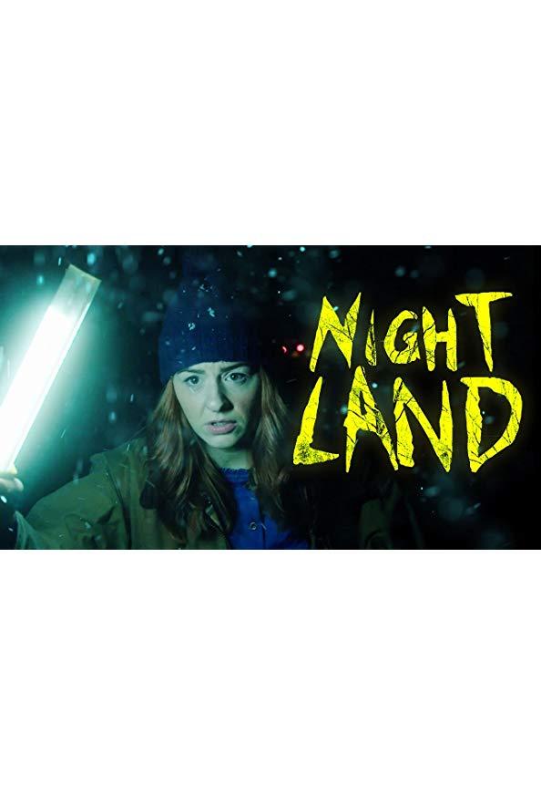 Night Land kapak