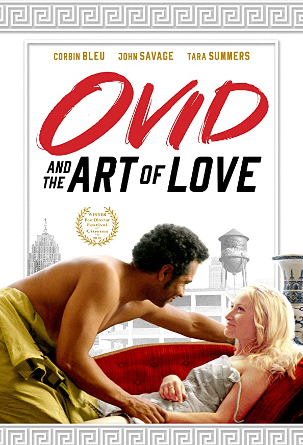 Ovid and the Art of Love kapak