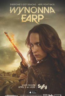 Wynonna Earp kapak