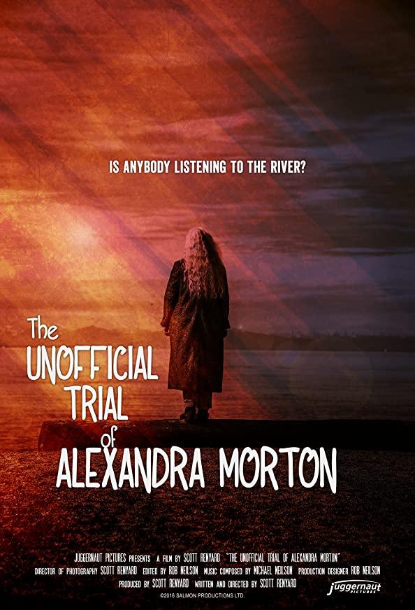 The Unofficial Trial of Alexandra Morton kapak