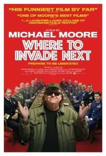 Where to Invade Next kapak