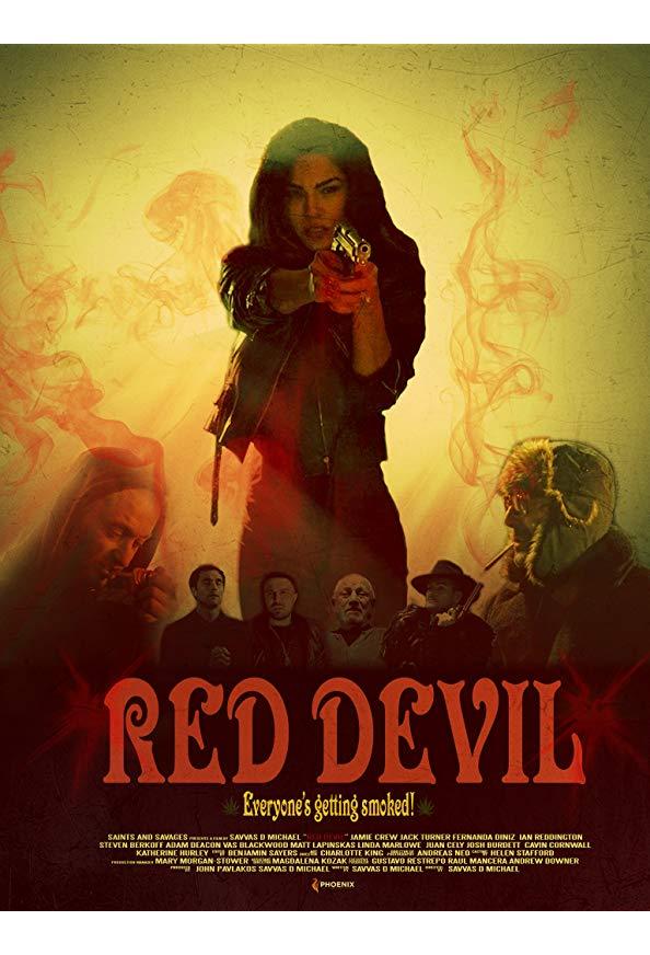 Red Devil kapak