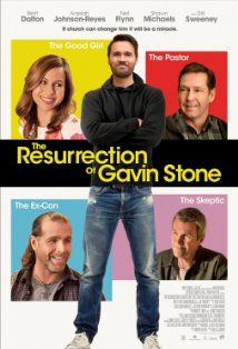 The Resurrection of Gavin Stone kapak